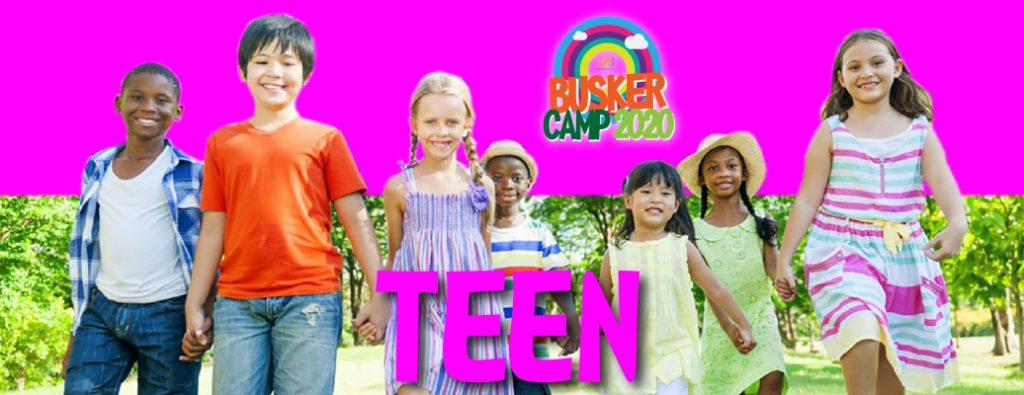 CSI Busker Camp Teen centri estivi bambini e ragazzi 6-11 anni